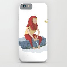 henon and his bird iPhone 6 Slim Case