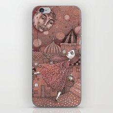 Strawberry Moon in June iPhone & iPod Skin