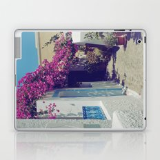 Santorini Walkway VI Laptop & iPad Skin