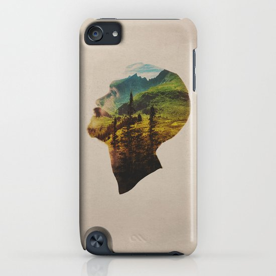 Out Of Mind iPhone & iPod Case