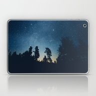 Follow The Stars Laptop & iPad Skin