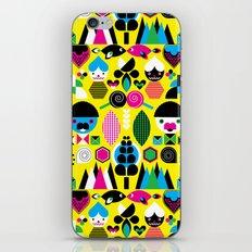 Geomonsters iPhone & iPod Skin