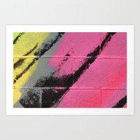 Abstracto (1) Art Print