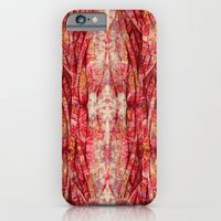 Ripped and Rosy iPhone 6 Slim Case
