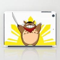 Totoro Bonifacio iPad Case