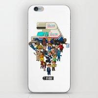 Super Arrested Development  iPhone & iPod Skin