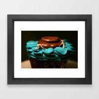 The Cake Decorators Framed Art Print