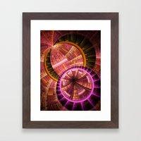 Industrial II Framed Art Print