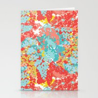 Summer Cammo Stationery Cards