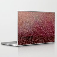 Laptop & iPad Skin featuring Polygonal A1 by VanessaGF
