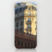 iPhone & iPod Case featuring A little bit of Paris by Monster Brand