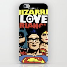 Bizarre Love Triangle: The Post-Punk Edition iPhone & iPod Skin