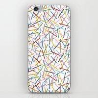 Kerplunk Repeat 2 iPhone & iPod Skin