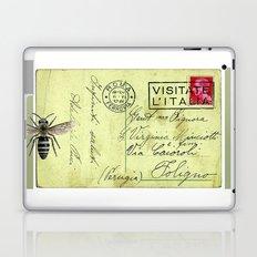 postcard 1 Laptop & iPad Skin