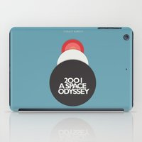 2001 A Space Odyssey - S… iPad Case