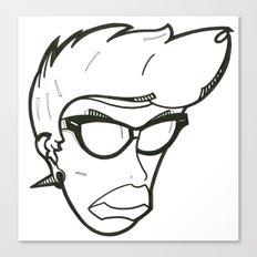 Sam. Canvas Print