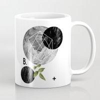 B-plus. Mug