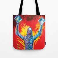 Creature From The Black … Tote Bag