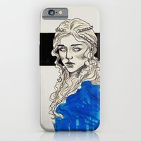 iPhone & iPod Case featuring Mother Of Dragons by Fatma Sahem
