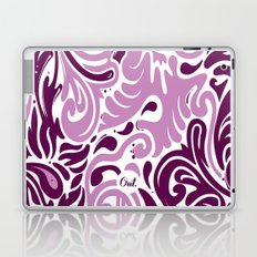 out confusion Laptop & iPad Skin