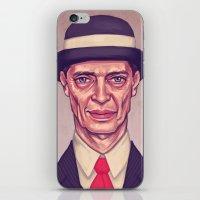 Nucky Thompson iPhone & iPod Skin