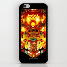 PINBALL iPhone & iPod Skin