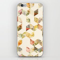 Keziah - Flowers iPhone & iPod Skin