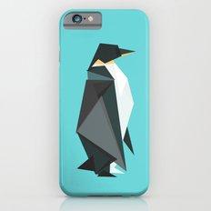 Fractal geometric emperor penguin Slim Case iPhone 6s