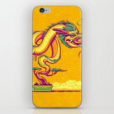Bonsai Dragon iPhone & iPod Skin