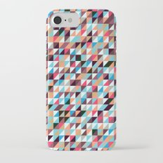 Quilted Patchwork Slim Case iPhone 7