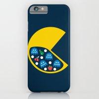 8-Bit Breakfast iPhone 6 Slim Case