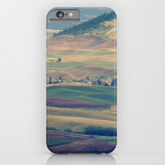 The Palouse iPhone & iPod Case