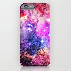Doodles in Deep Space iPhone 6s Slim Case
