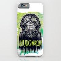 No Jodes Maricon iPhone 6 Slim Case