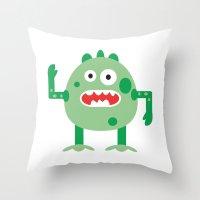Arnie Throw Pillow