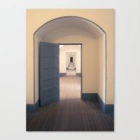 Recursive Canvas Print