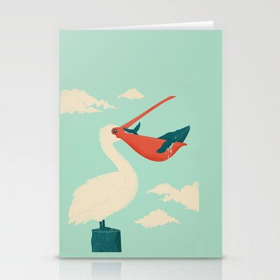 Big Catch Stationery Card