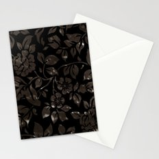 floral grunge Stationery Cards