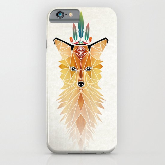 fox spirit  iPhone & iPod Case