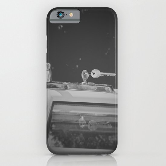 Don't Forget to Lock the Door  iPhone & iPod Case