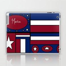 'Merica! Laptop & iPad Skin