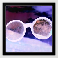 Seeing Clearly Art Print