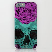 iPhone & iPod Case featuring LIFE GOES ON by Jeremy Stout
