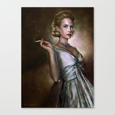 Betty Canvas Print