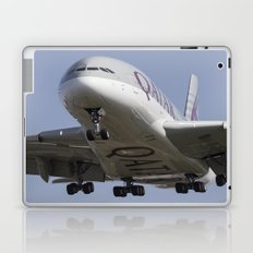 Very Fat Qatar Airlines Airbus A380  Laptop & iPad Skin