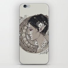 Merrill iPhone & iPod Skin