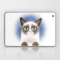 Nope (Grumpy Cat) Laptop & iPad Skin
