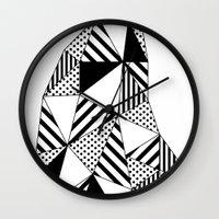 Ijsberg Wall Clock