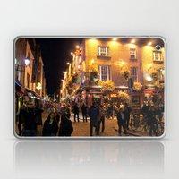 Temple Bar Laptop & iPad Skin