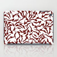 Red Shoes iPad Case